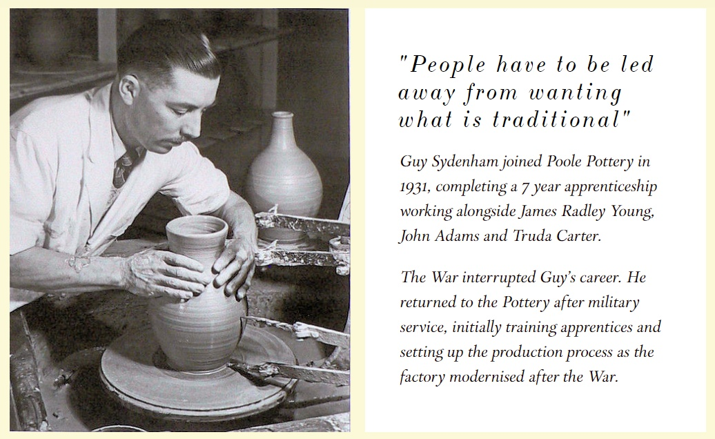 THE VIRTUAL MUSEUM OF POOLE POTTERY
